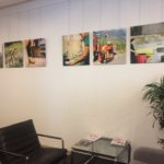 SMART - Exhibition of Btihal Remli at the Work Hub in Vevey