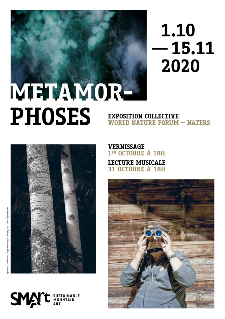 SMART - Collective exhibition – Metamorphosis